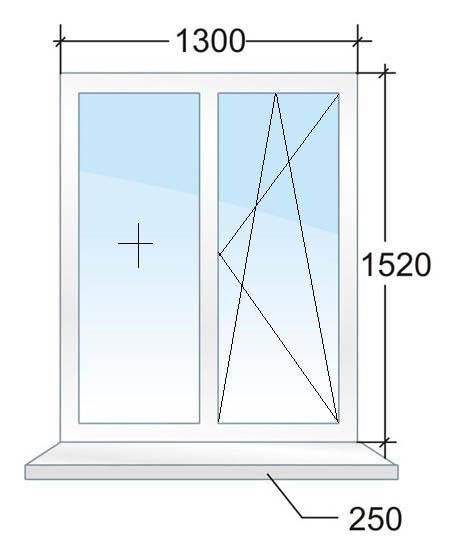 Установка окон в домах серии ii-18 (9/12 этажей).